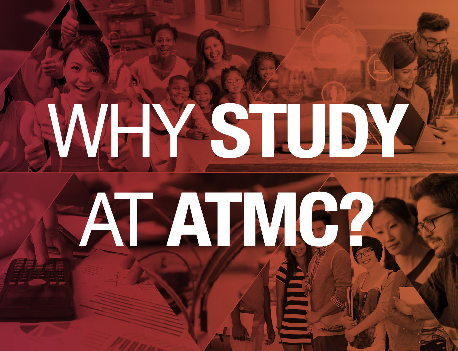 Why study at ATMC?